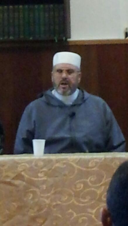 Imam Belkasm mhemd – Status moskee in de Islam — Conferentie 25/12/12