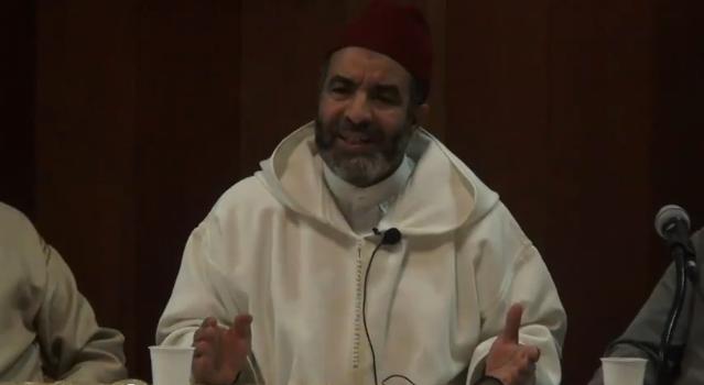 Sheich Abdellah Hillali – Rol van de moskee in de Islam – Conferentie 25/12/12