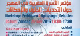 Conferentie: De uitdagingen van het moslimgezin in Nederland