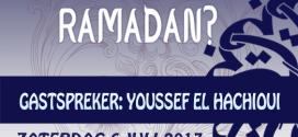 Jongerenavond 10: Ben jij klaar voor de Ramadan?