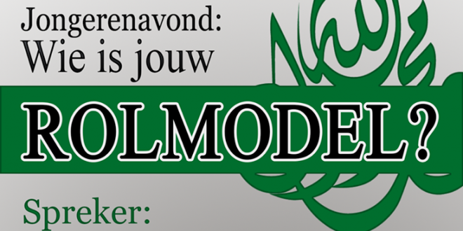 Sheikh Said Mokadmi – Wie is jouw Rolmodel?