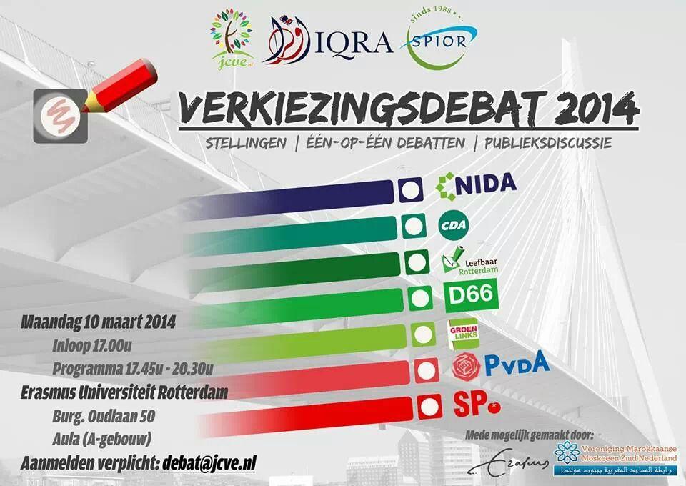 Debat 10 maart