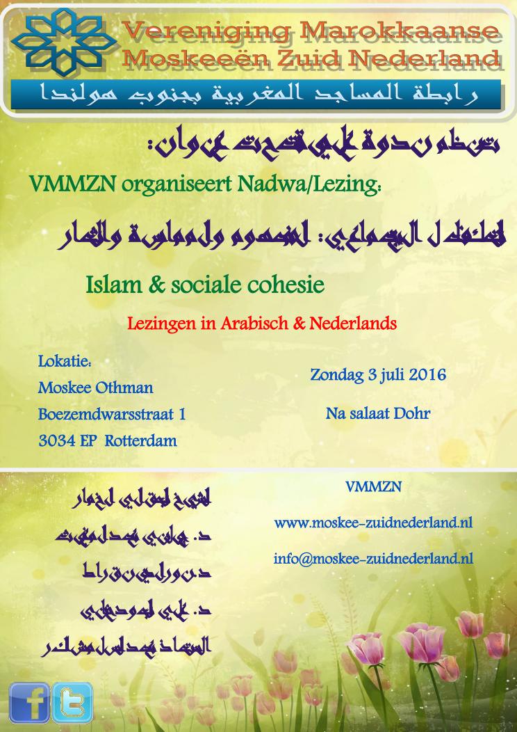VMMZN - Islam en Sociale Cohesie