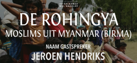 Jongerenavond – De Rohingya
